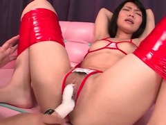 Girl bound by tape toyed in her pussy movies at sgirls.net
