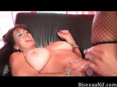 Mature lesbo makes her lover feel so good videos