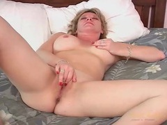 Big tits blonde milf rubs her tight pussy movies at find-best-pussy.com