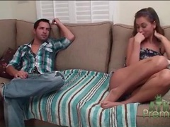 Horny dude eats out sexy pornstar riley reid movies at sgirls.net