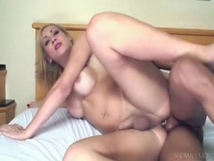 Tranny on top with cock buried in her ass movies at kilotop.com