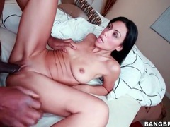 Slow and deep doggystyle with a latina movies at kilogirls.com