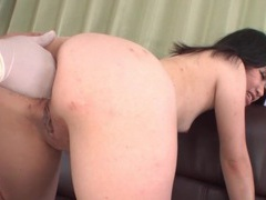 Ass fingered japanese girl would like to suck dick tubes at japanese.sgirls.net