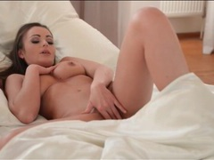 Nelly sullivan wakes up and gently masturbates videos