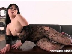 Dirty girl gets hot and bothered pissing on her body movies at sgirls.net