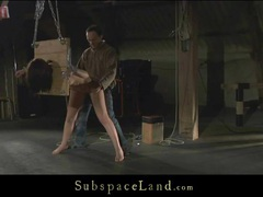 Master whips the perfect ass of his slave girl movies at kilotop.com