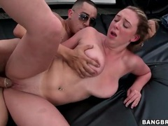 Big titties bounce in a brooke wylde fuck scene movies at lingerie-mania.com