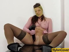 Mona lee full body pantyhose movies