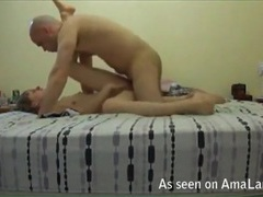 Homemade doggystyle and missionary with a cutie movies at lingerie-mania.com