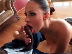 Black cock sucked by beautiful gianna michaels movies at kilosex.com