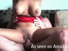 Cock riding is her favorite position videos
