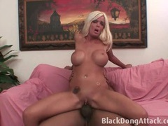 Milf slut jordan blue on top of thick black cock movies at adspics.com