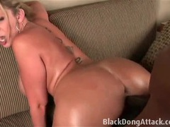 Curvy sara jay makes black cock feel so good movies at kilosex.com