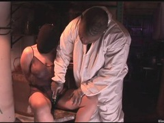 Bound girl velicity von fondled by a black guy movies at kilosex.com