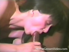 Retro wife enjoys big black cock inside her videos