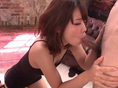 Sexy japanese tease sucks dick erotically movies at adipics.com