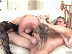 Double penetrated whore in sexy stockings videos