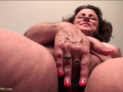 Thick milf needs you to see her hairy vagina movies at sgirls.net