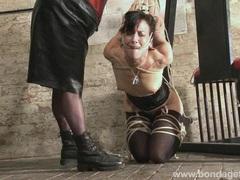 Kinky elise graves lesbian bondage movies at sgirls.net