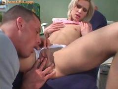 Skinny chick pussy tastes good on his tongue movies at kilopics.net