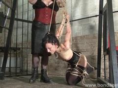 Kinky elise graves lesbian bondage videos
