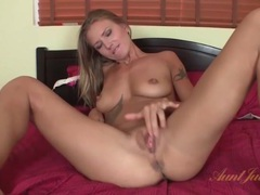 Sexy tattoos on a lusty masturbating milf chick movies at find-best-hardcore.com