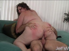 Slut with spank marks on her ass rides a dick videos
