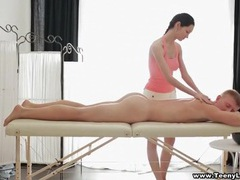 Slender masseuse excites his cock with skilled hands movies at find-best-lesbians.com