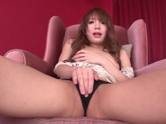 Cunt rubbing and tit fondling solo japanese girl videos
