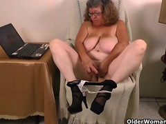 Grandma is feeling frisky tonight movies at find-best-panties.com