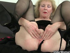 British grandma's wicked ways movies at sgirls.net