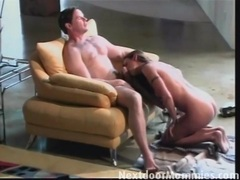 Her skinny body looks amazing as they fuck movies at freekilosex.com