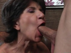 Hot body grandma gives head and gets laid videos