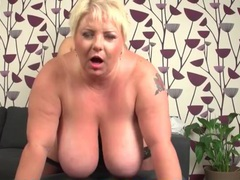 Bbw tits swing with every thrust into her from behind movies at kilosex.com