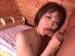 Hot stroking and head in bed from a japanese babe movies at sgirls.net