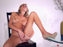 Brett rossi orgasmic toy testing videos