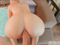 Big dick fills the smooth ass of a sexy redhead movies at find-best-hardcore.com