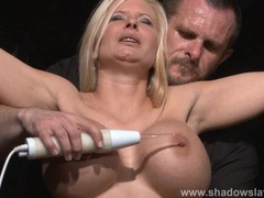 Busty slave melanie moons electro movies at find-best-hardcore.com