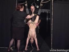 Restrained bondage babe elise graves movies at kilotop.com
