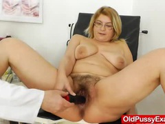 Experiencing pleasures during a lady gyno movies at sgirls.net