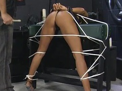 Tied up girl finger banged by her master movies at adipics.com