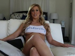 Glamorous milf in a sexy chat session with the camera movies at adipics.com