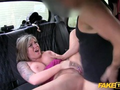 Big breasts slut wants the taxi driver to fuck her movies at sgirls.net