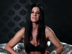 India summer is a charming chick before she shoots porn videos