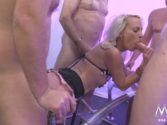 Milf gangbang whore fucked by lots of cock movies at find-best-mature.com