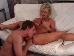 Creamy mom cunt licked and fucked passionately videos