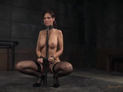 Thick metal collar around a bdsm milf movies at dailyadult.info