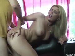 Babe bounces on a cock with her perfect cunt videos