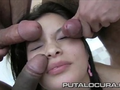 Hot lips spanish cocksucker tastes hot cum videos