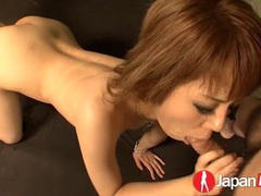 Her fucked japanese cunt drips juices on the bed videos